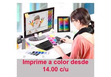 Impresion Color
